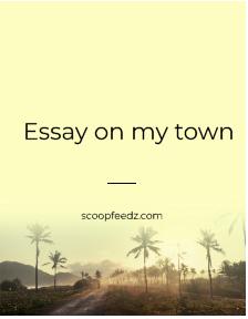 hometown essay village